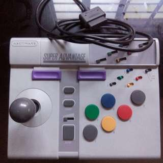 Snes Advantage Controller