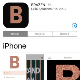 ✨BRAZEN APPLICATION LIMITED PROMOTION DOWNLOAD NOW