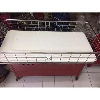 Rak Box Keranjang Wagon Besi Obral