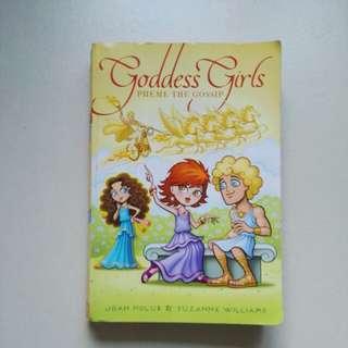 Goddess Girls - Pheme The Gossip