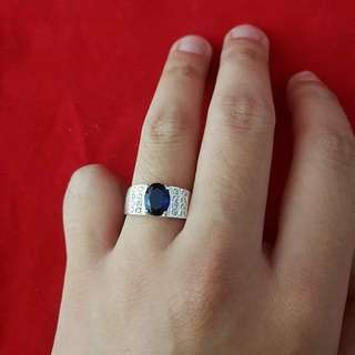 Silver Ring R19