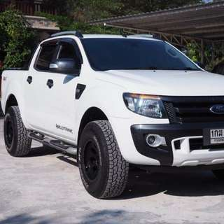 Ford Ranger 2.2 Thai registration