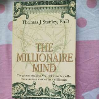 The MILLIONAIRE MIND with T shirt