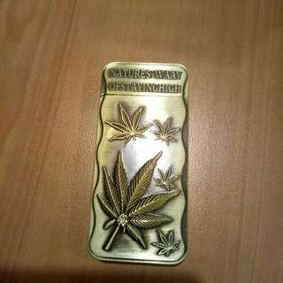 Herb stoned lighter