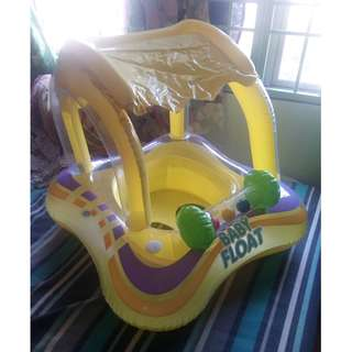 RM30 Baby Float 81x66cm Intex from ToysRus