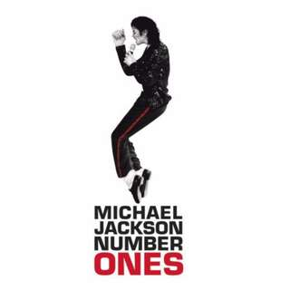 Michael Jackson ‎Number Ones cd