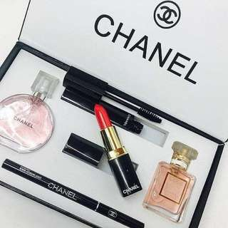 Chanel 5 in 1 Limited Edition gift set