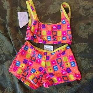 Cute swimwear
