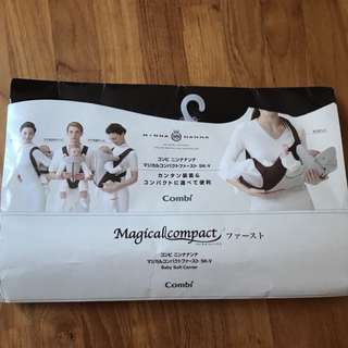 Combi magical compact 4-way Baby Carrier