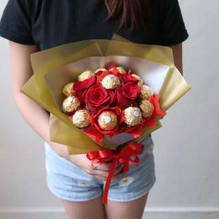 Ferraro Rocher Bouquet