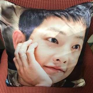 Captain Yoo Song Joong Ki cushion