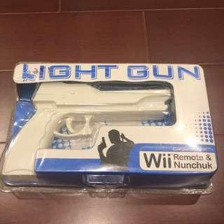 Wii專用槍 全新未拆封