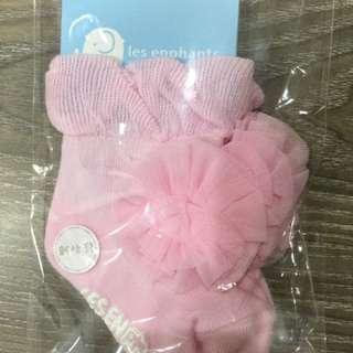 🚚 麗嬰房新生兒襪子