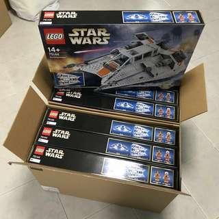 <DEREK> Lego Star Wars Snowspeeder 75144