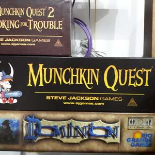 Board Games for Sale (Euro type)