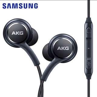 全新原裝Samsung 三星S8 S8+AKG 耳機handfree