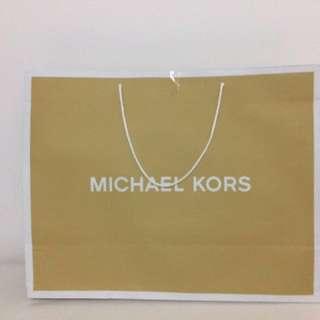 New Authentic Michael Kors Sutton Medium (Reduced Price)