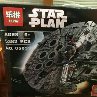 LEPIN Star Wars Millennium Falcon