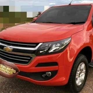 Chevrolet Colorado Thai registration