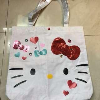 🚚 Hello Kitty亮亮背包