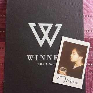 Winner debut album
