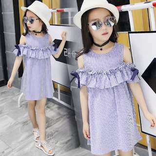 Dresses For Girls Summer Party Clothes
