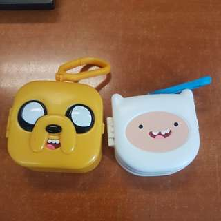 Happy meal adventure time mcd