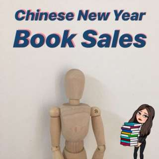 CHINESE NEW YEAR SPM BOOK SALES