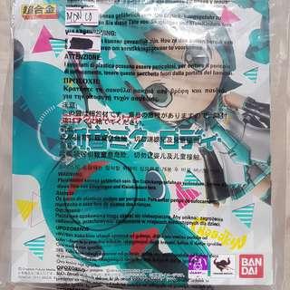 Chogokin Miracle Henkei Miku Hatsune Rody Action Figure bandai