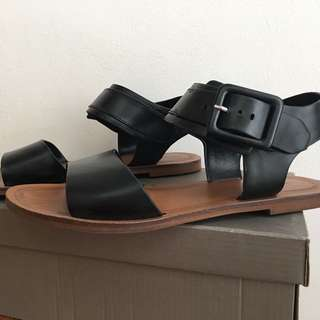 CHARLES & KEITH: Open Toe Sandals
