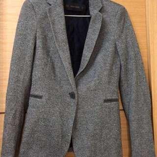 Zara全新西裝外套 size:XS