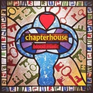 arthcd CHAPTERHOUSE Blood Music CD