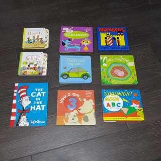 Toddler Books $4 each