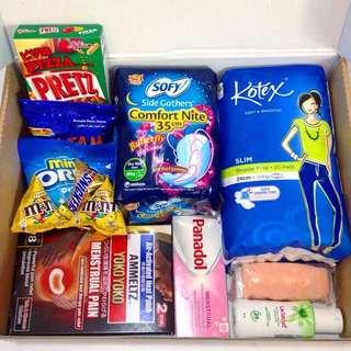 Menstrual BoxOlove