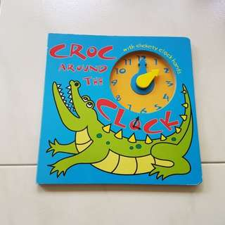 😊 Croc Around the clock