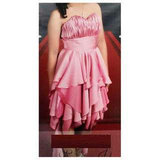 Pink Gown for Rent