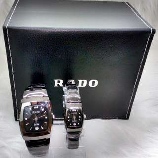 Rado Watch Couple