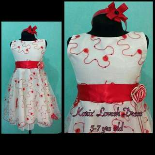 Kid's Dress Rush For Sale