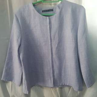 Lavender Formal Blazer