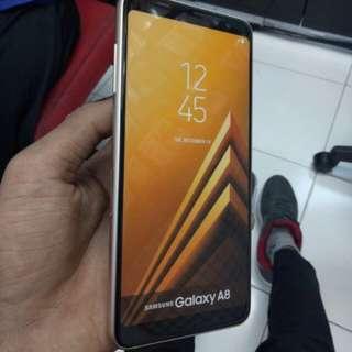 Samsung Galaxy A8 2018 Kredit mudah