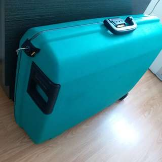 Samsonite Cartwheel Suitcase (Green)