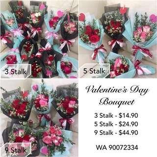 Flower Bouquet Vday