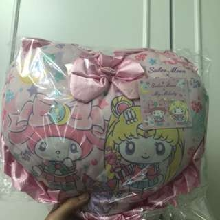 全新正品美少女戰士Sailor Moon x my Melody 心型咕𠱸