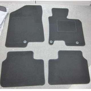 Hyundai i30 2012 onwards Car Mats 汽車地氈 地墊 地毯 踏墊 腳墊