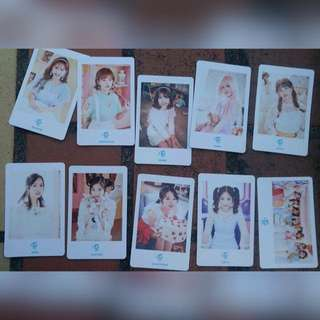 Twice photocard candy pop ver