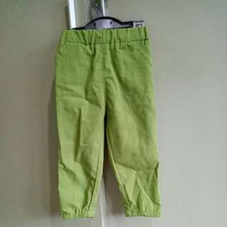 Light Green Pants for 4-5year old