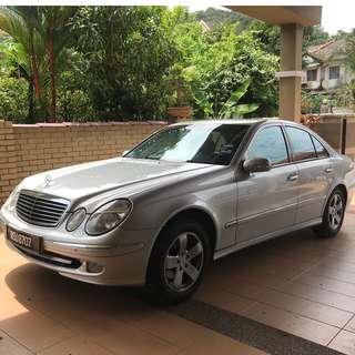 Mercedes Benz E200 Kompressor Avantgarde
