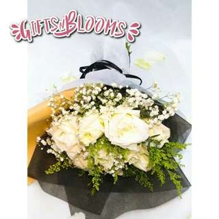 Valentine's Day Bouquet Vday Gift Flower 1 Special V61 - ESOGF
