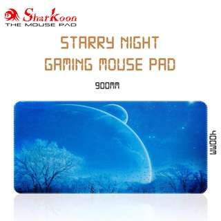 Starry Night Anti-Slip Gaming Mouse Pad / Mousepad
