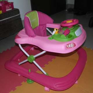 *PRELOVED* Baby walker with sounds